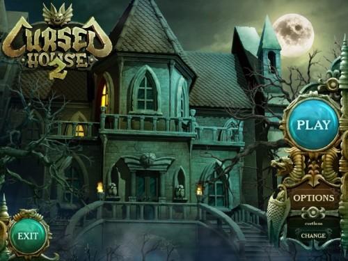 Cursed House 2 (2012/Eng) - полная версия