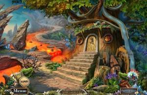 Опасные игры: Пленники судьбы, дом в дереве, река из лавы, лес
