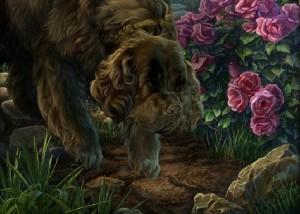 Темные истории Эдгар Аллан По: Золотой жук, собака, розовый куст