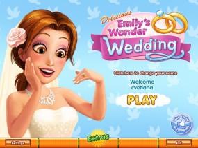 Delicious 8: Emily's Wonder Wedding (2012/Eng) - премиум издание