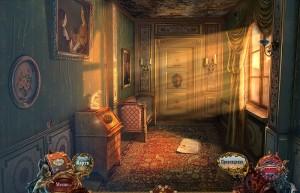 Придворные тайны: Аромат Желаний, кабинет, комод, окно