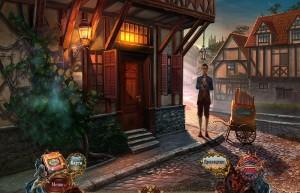 Придворные тайны: Аромат Желаний, шарманка, улица, мужчина