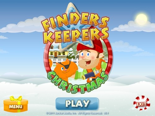Finders Keepers Christmas  - полная версия