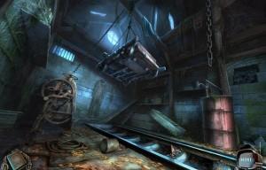 Запретные тайны: Чужой город, сарай, лестница