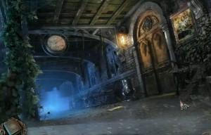 Запретные Тайны: Город Пришельцев, здание вокзала, входная дверь
