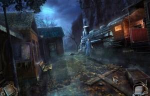 Запретные тайны: Чужой город, поезд, железная дорога