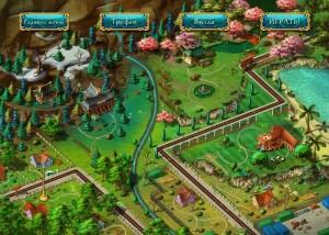 Все в сад: Грядки в порядке, карта игры
