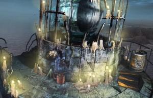 Загадочные Истории: Остров Потерянных Душ, разрушенный маяк, свечи