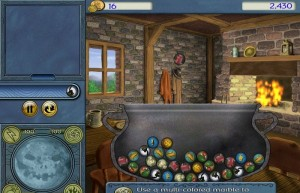 Jar of Marbles III: The Legend of Sleepy Hollow, три в ряд, кухня, камин