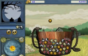 Jar of Marbles III: The Legend of Sleepy Hollow, три в ряд, ведро