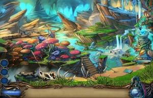 Путешествие: Сердце Геи, лес, озеро, грибы