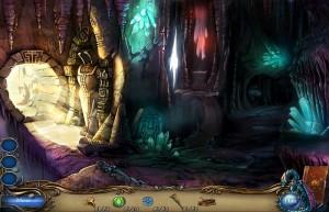 Путешествие: Сердце Геи, кристаллы, пещера