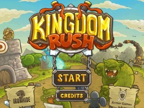 Kingdom Rush (2011/Eng) - полная версия