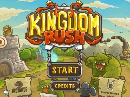 Kingdom Rush (2011/Eng) - полная версия