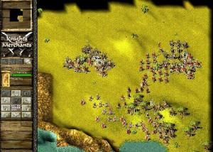Knights and Merchants Remake, стратегии