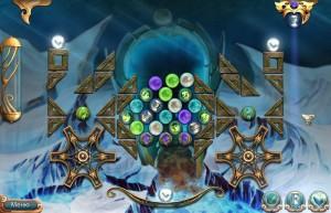 Лига Русалок, три в ряд, логические игры