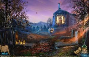 Детективные истории: Утраченная надежда, городское кладбище, часовня