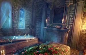 Кошмары из глубин : Проклятое сердце, склеп, свечи
