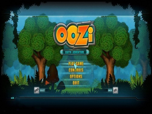 Oozi: Earth Adventure  - полная версия