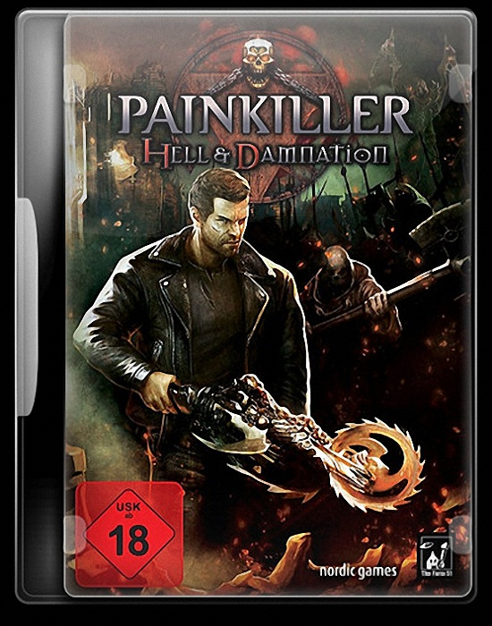 Painkiller Hell & Damnation (RePack/RUS/RUS/2012) - полная версия