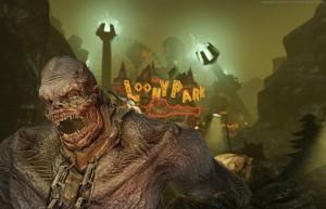 Painkiller Hell & Damnation, монстр