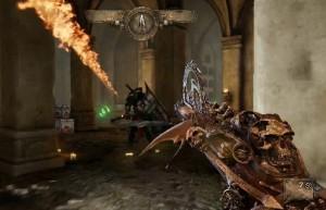 Painkiller Hell & Damnation, стрелялки, огонь