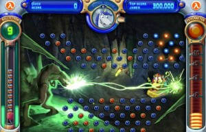 Peggle Pack, аркады
