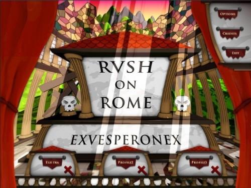 Rush on Rome  - полная версия