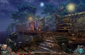 Сакра Терра 2: Поцелуй смерти, пристань, ночь