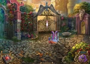 Тайны Духов: Темный Минотавр, ворота