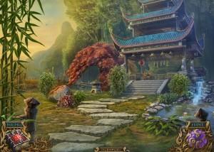 Тайны Духов: Темный Минотавр, пагода