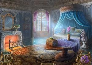 Тайны Духов: Темный Минотавр, спальня