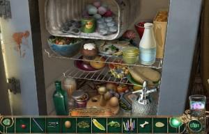 Агентство аномалий: Подавитель разума, поиск предметов, холодильник с продуктами