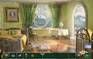 Агентство аномалий: Подавитель разума, зеленая комната, комната актрисы