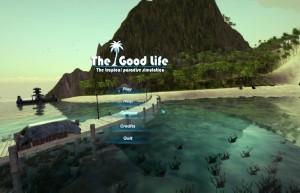 The Good Life, лагуна, побережье океана