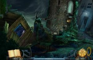 Тайны Времени: Механизм Света, заброшенный дом, башня