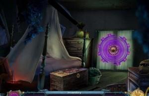 Тайны Времени: Механизм Света, спальня, сундук