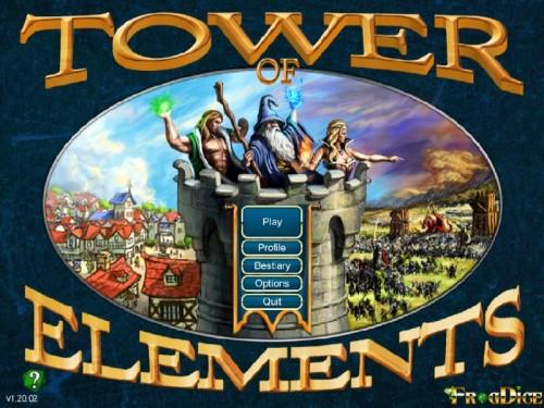Tower of Elements  - полная английская версия