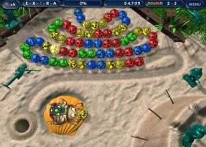 Tumblebugs Pack, шарики, песок