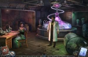 Гиблые земли 3 : Истоки, секретная  лаборатория