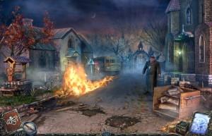 Гиблые земли 3 : Истоки, огонь, священник, церковь