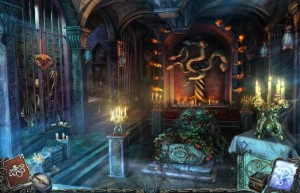 Гиблые земли 3 : Истоки, склеп, свечи