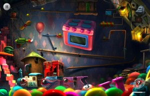 Виолетт, детская комната, игрушки
