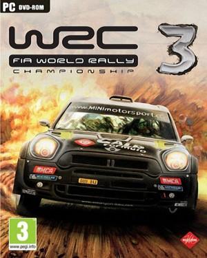WRC 3: FIA World Rally Championship   - полная версия