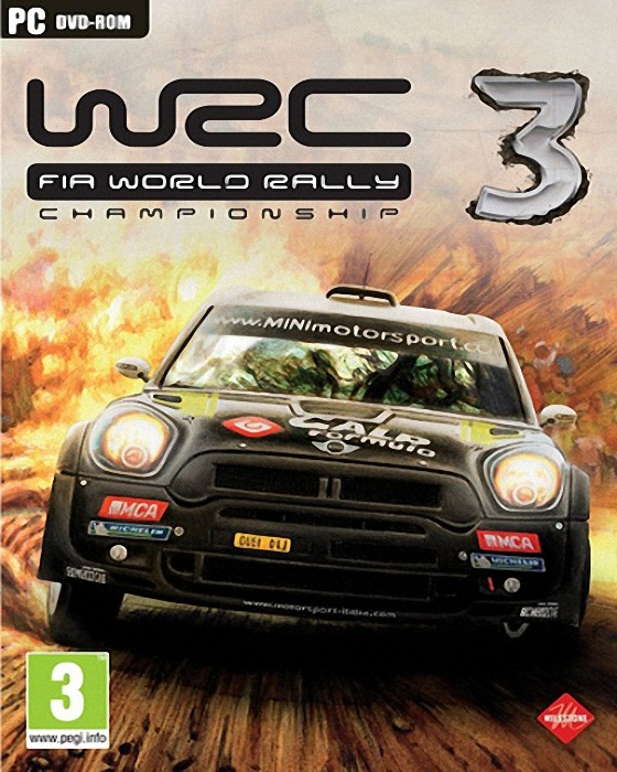 WRC 3: FIA World Rally Championship (ENG/ENG/2012) - полная версия