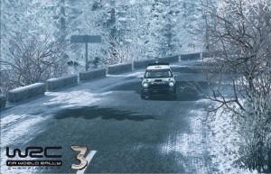 WRC 3: FIA World Rally Championship, гонки зимой