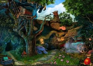 Парк Ужасов 2: Жуткие Сказки, домик на дереве, сарай