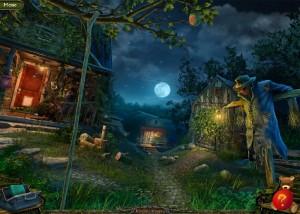 Парк Ужасов 2: Жуткие Сказки, заброшенный дом, пугало, сарай
