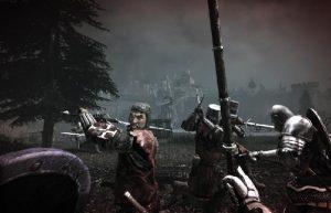 война рыцари