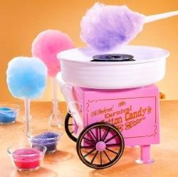 Аппарат для приготовления сладкой ваты «COTTON CANDY MAKER»